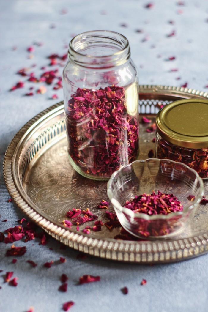 rose petal tea – Byana
